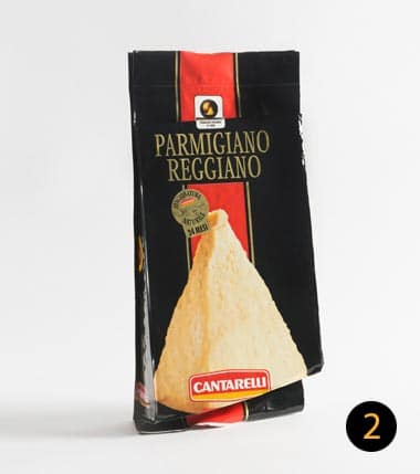 parmigiano reggiano stagionatura 24 mesi 500 gr
