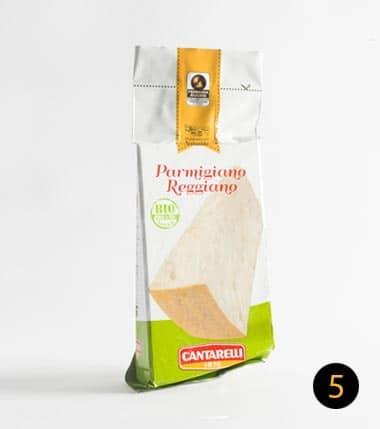 parmigiano reggiano cantarelli bio 1 kg