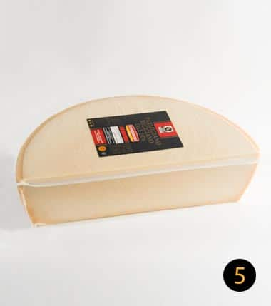 parmigiano reggiano cryovak quarto
